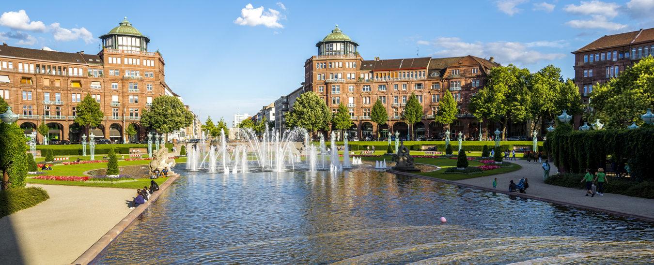 Mannheim Hoch Zwei